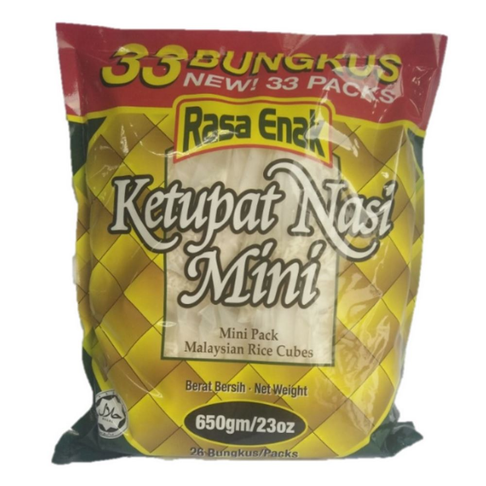 Rasa Enak Mini Rice Cube