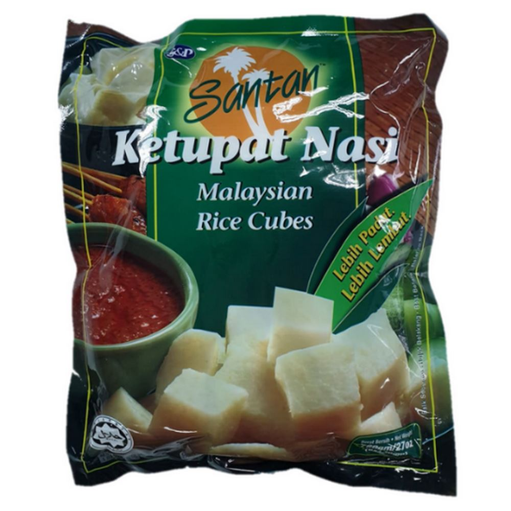 Santan Rice Cubes