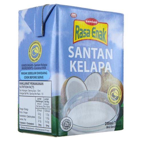 Rasa Enak Coconut Milk