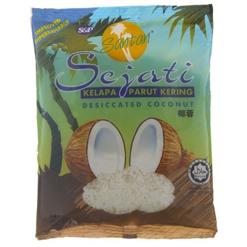 Santan Low Fat Desiccated Coconut