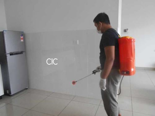 Compliance Islamic Cleaning / Sertu Services For Residential