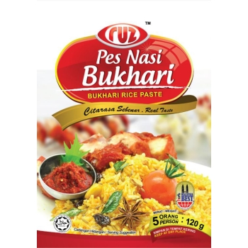 Bukhari Rice Paste