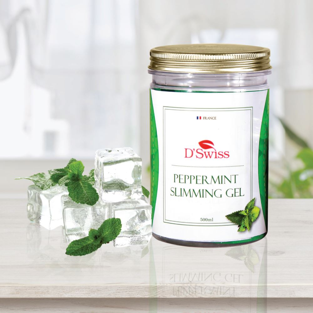 DSwiss Peppermint Slimming Gel