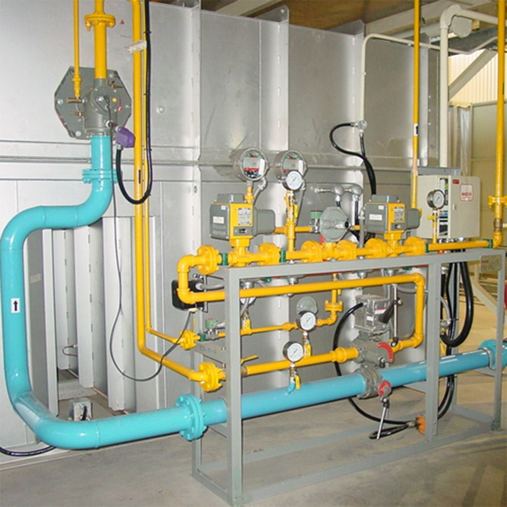Complete Combustion Systems