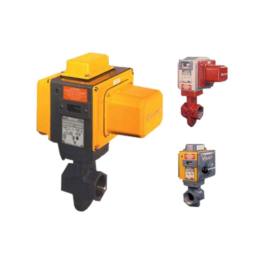 High Pressure Electro-Mechanical Oil Shut-off Valves