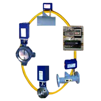 SMARTFIRE FLOW CONTROL AND MEASUREMENT SYSTEM