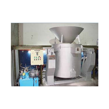 Hydraulic Tilting Crucible Melting Furnace