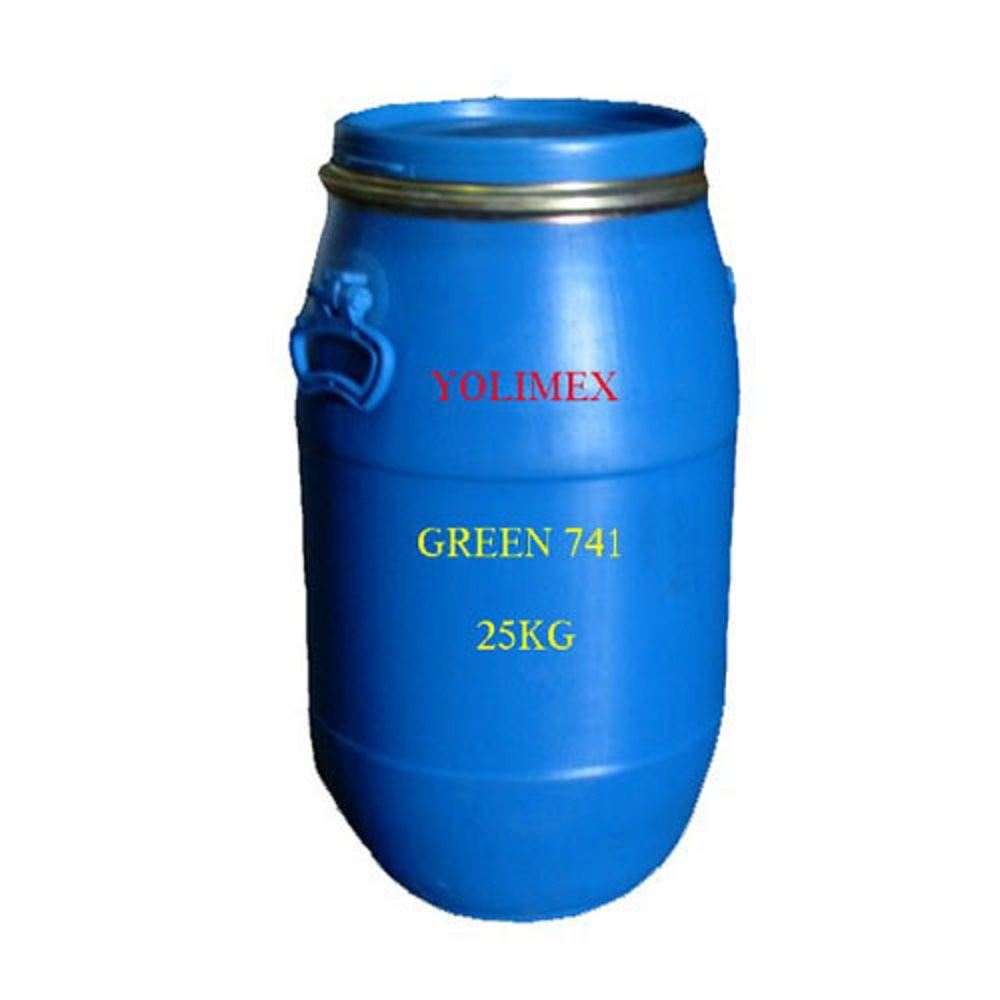 Pea Green 741 Colour Powder