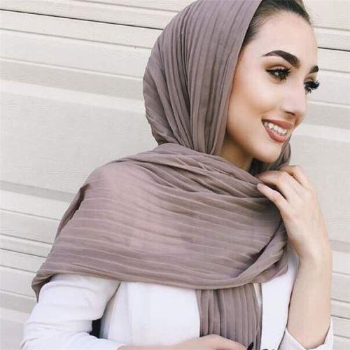 2019 New Arrival Head Scarf Women Hijab