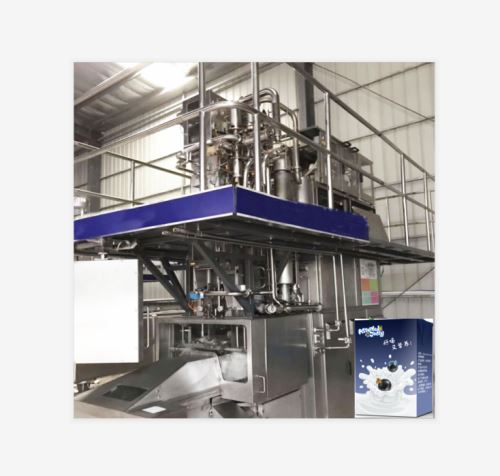 Automatic Packaging Milk Dairy Machine