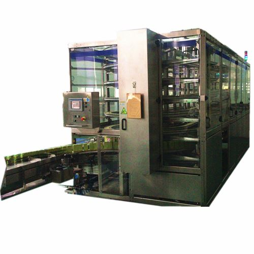 Liquid Pouch Filling Packing Machine