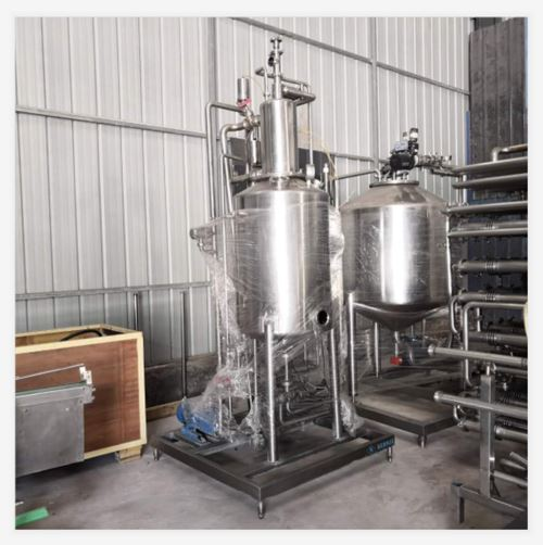 Second hand UHT 3T Milk Sterilizer Machine