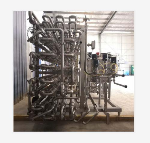 UHT 4.5T Milk Sterilizer Machine