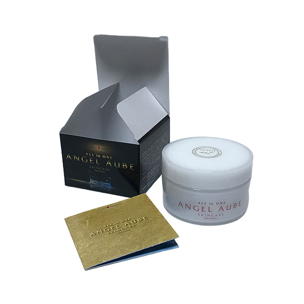 High quality and Reliable Japanese Halal all-in-one Skin Care cream Angel Aube, Halal certified
