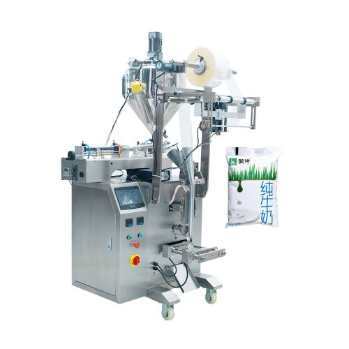 Automatic Plastic Pouch Mustard Cooking Oil Packing Machine