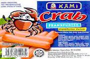 Crab Frankfurter