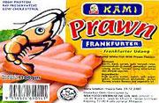 Prawn Frankfurter