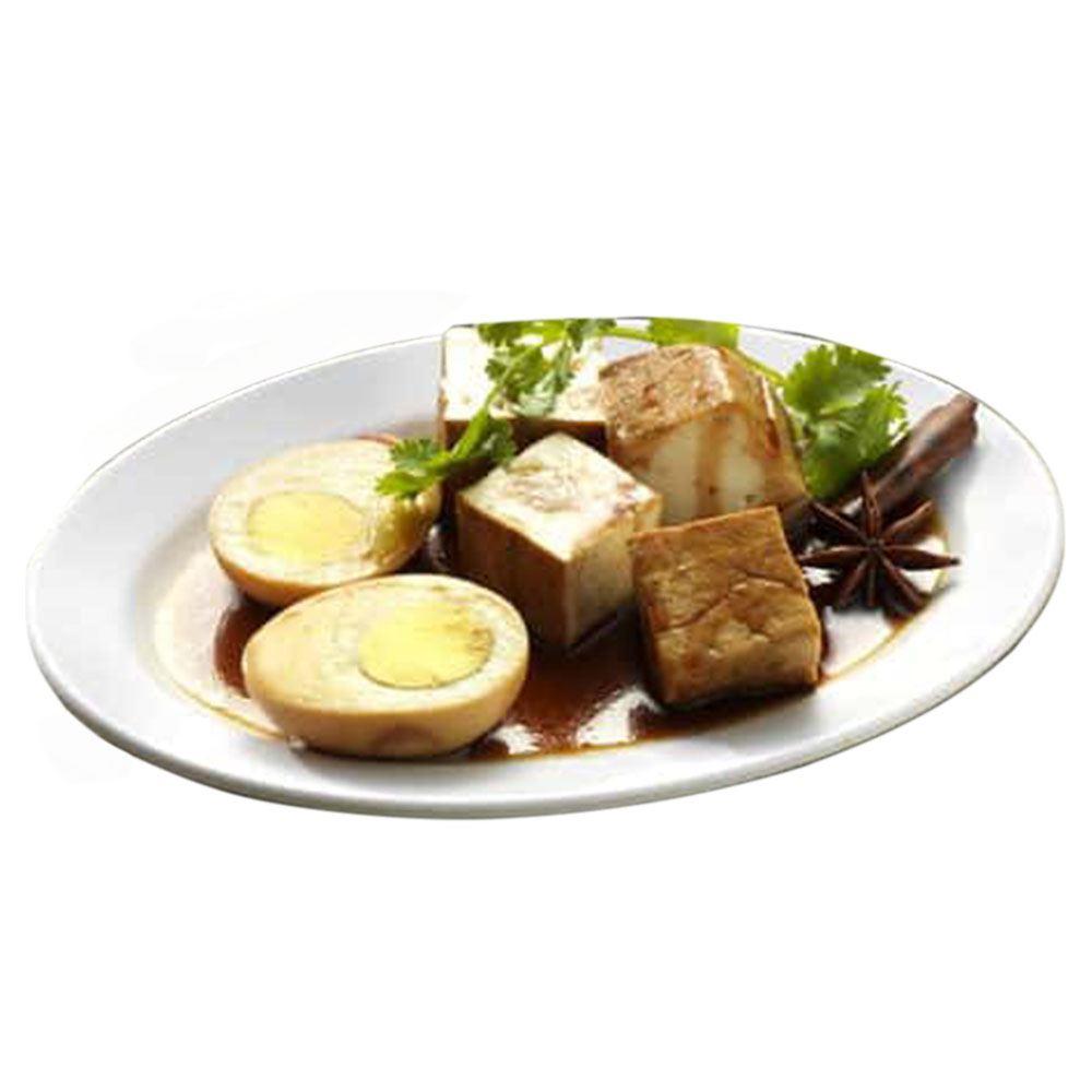 Braised Egg / Towfoo