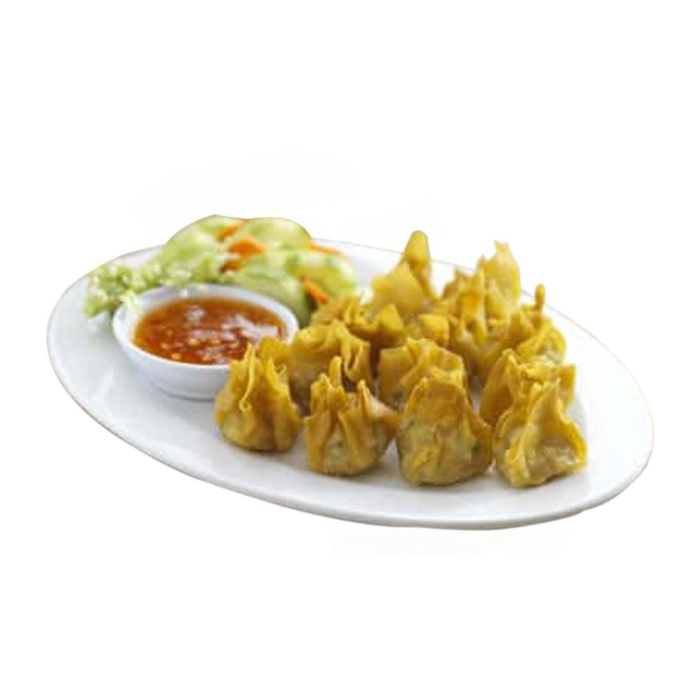 Fried Wanton with Special Sauce