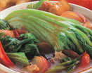 Spicy Mixed Vegetables (Chai Boay)