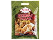 Nona Ketupat Palas (Glutinous Rice Cube)