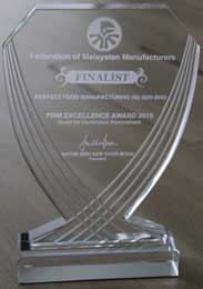 FMM Excellence Award 2015