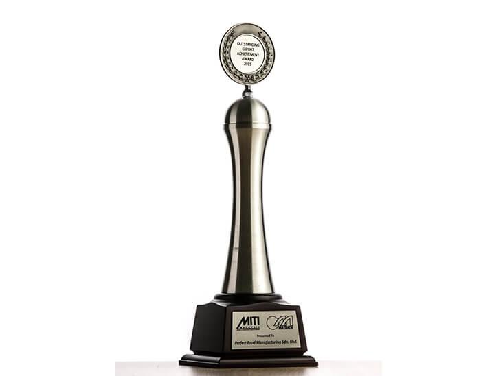 Outstanding Export Achievement Award 2015