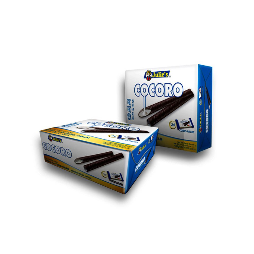 Cocoro Vanilla Flavoured Cream 480g