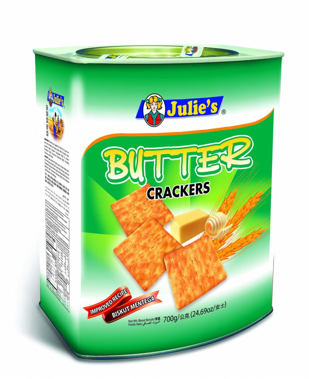 Butter Crackers 700g