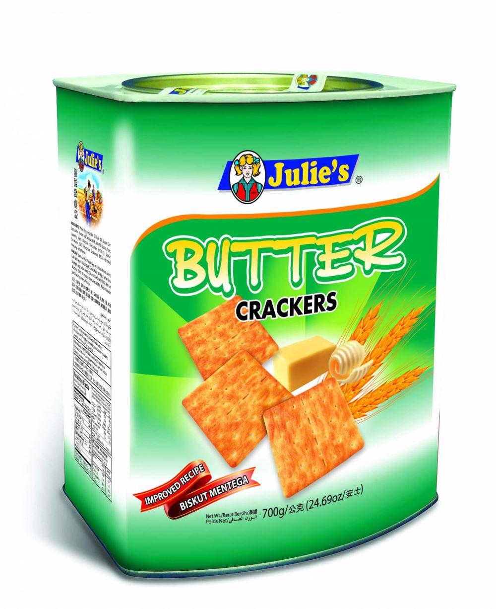 Butter Crackers 700g
