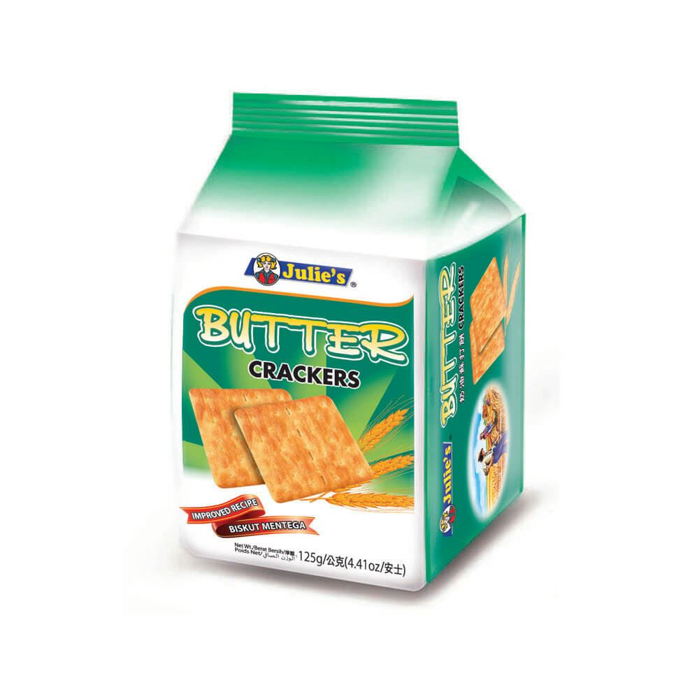 Butter Crackers 125g