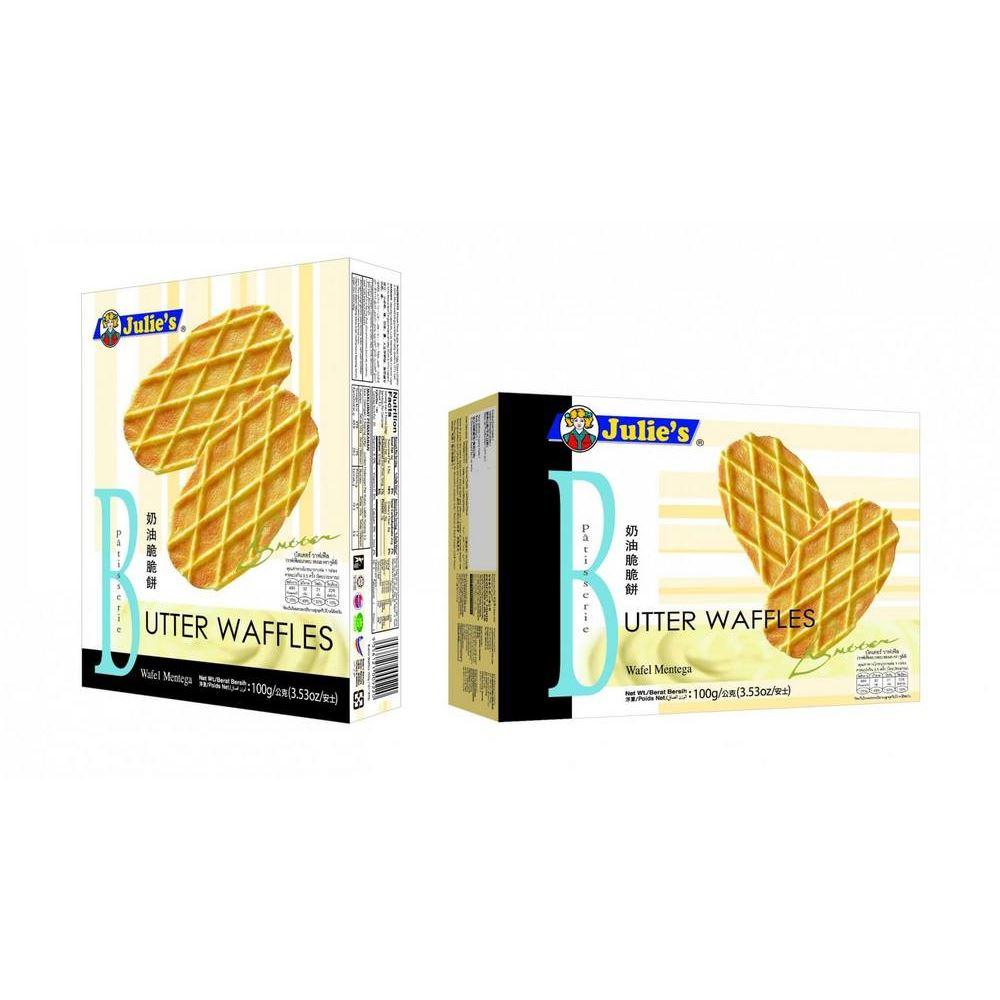 Butter Waffles 100g