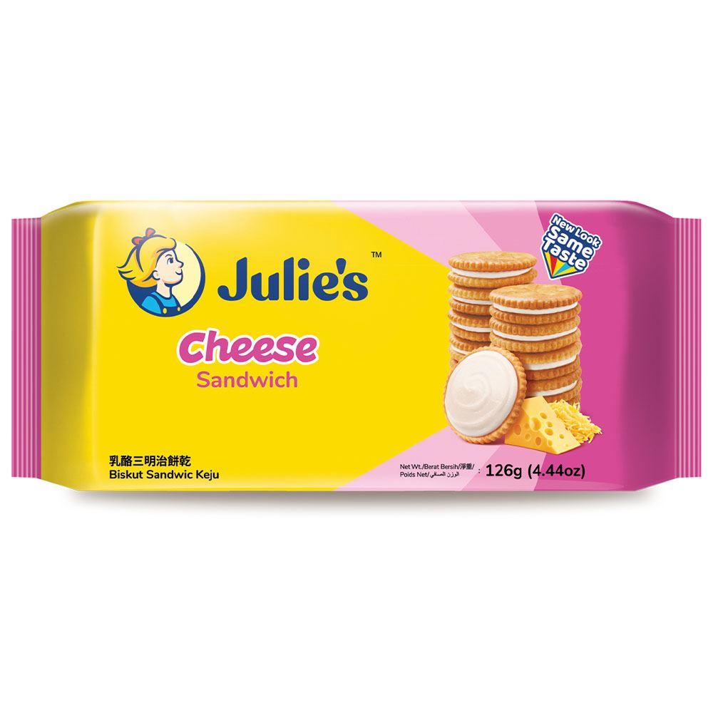 Cheese Sandwich 126g