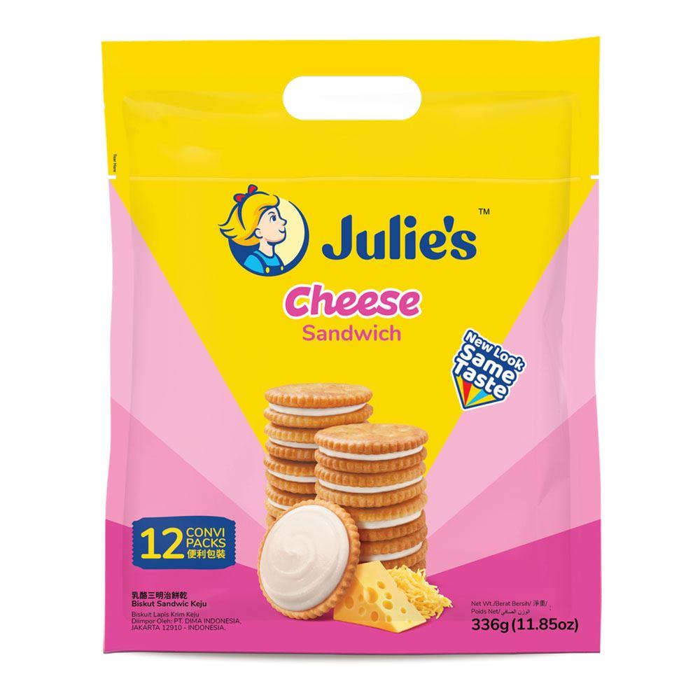 Cheese Sandwich (12's) 336g