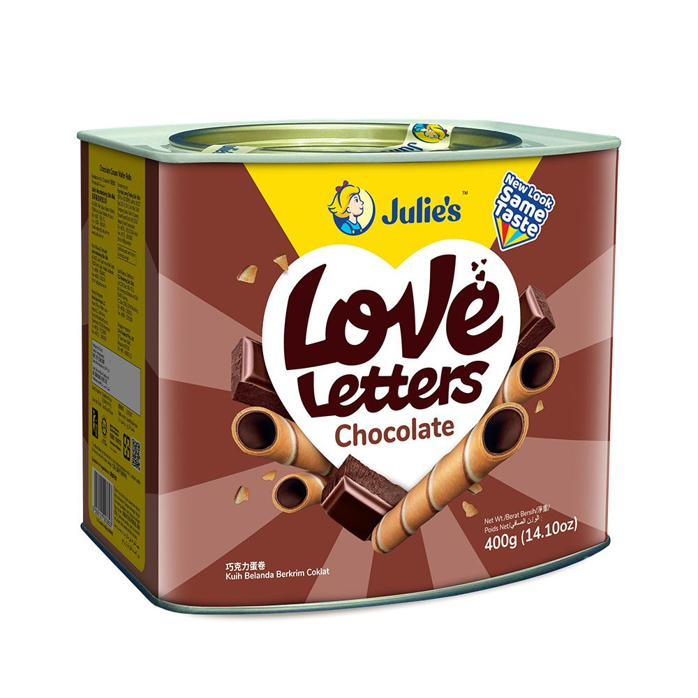 Love Letters Chocolate Cream Filling 400g