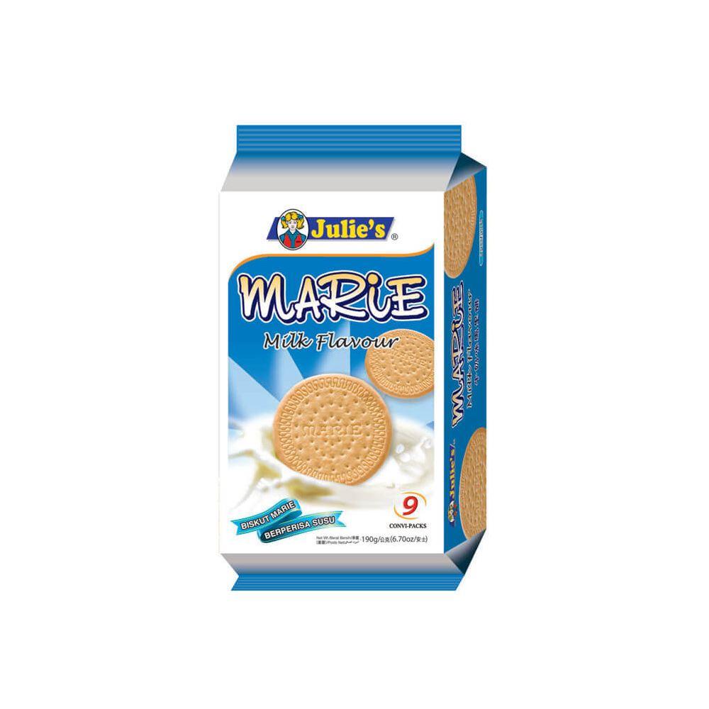 Marie Milk Flavoured (9's) 190g