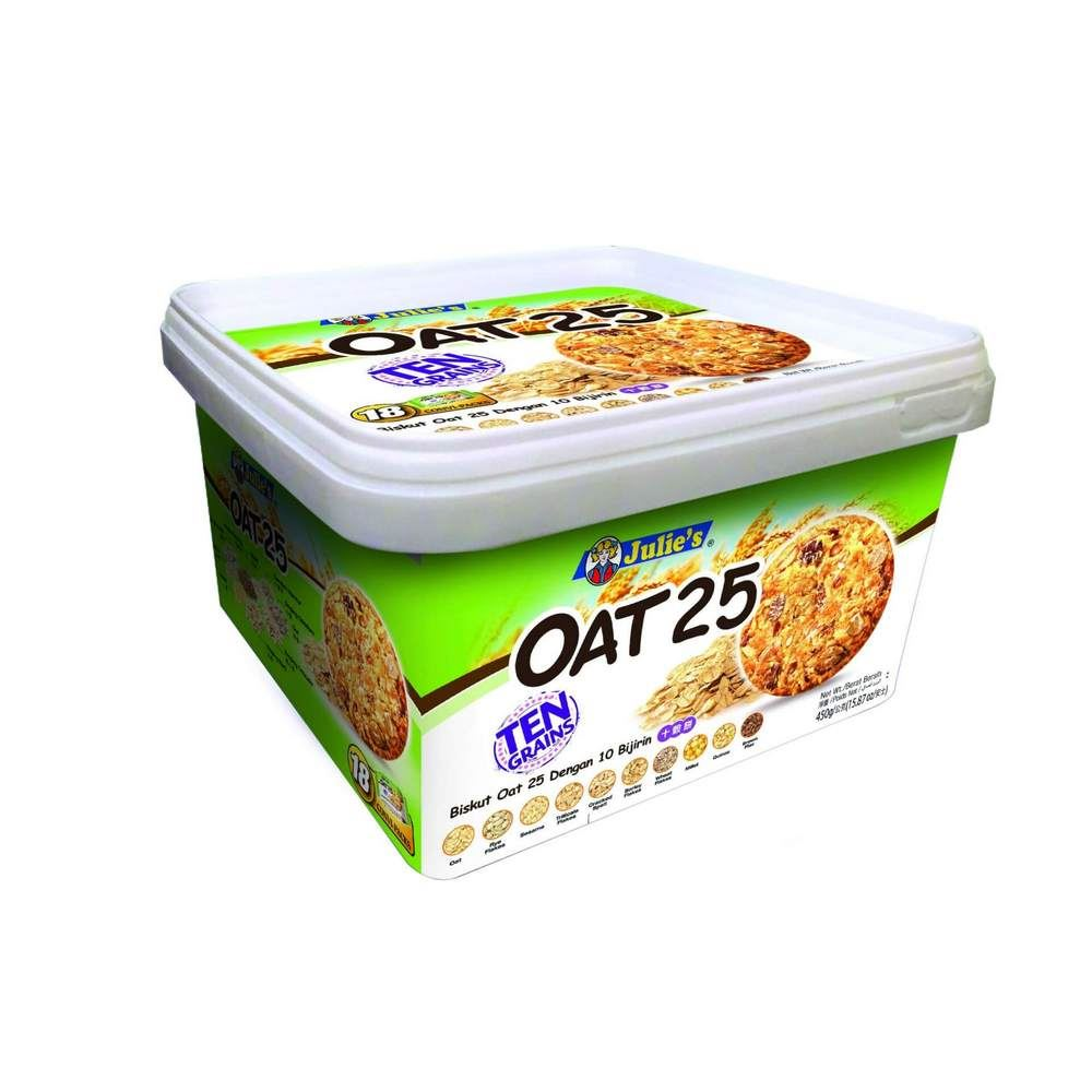 Oat 25 Ten Grains 450g
