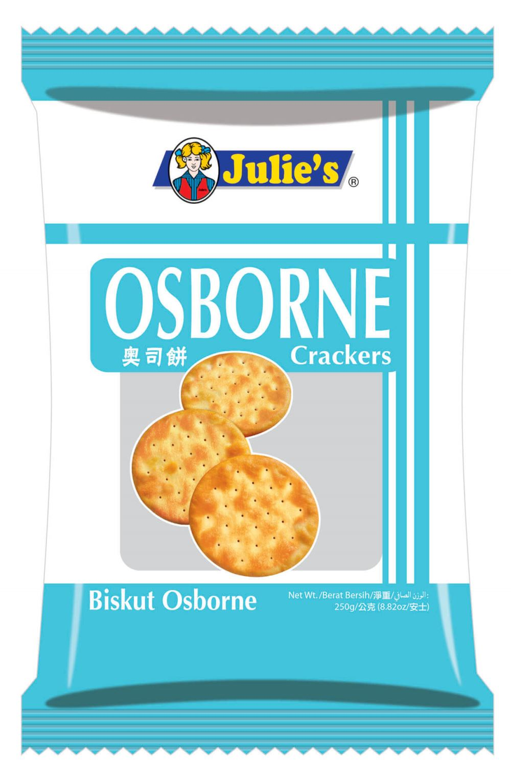 Osborne Crackers 250g