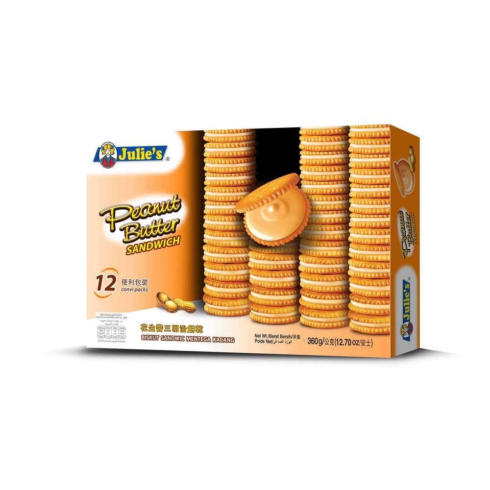 Peanut Butter Sandwich 360g