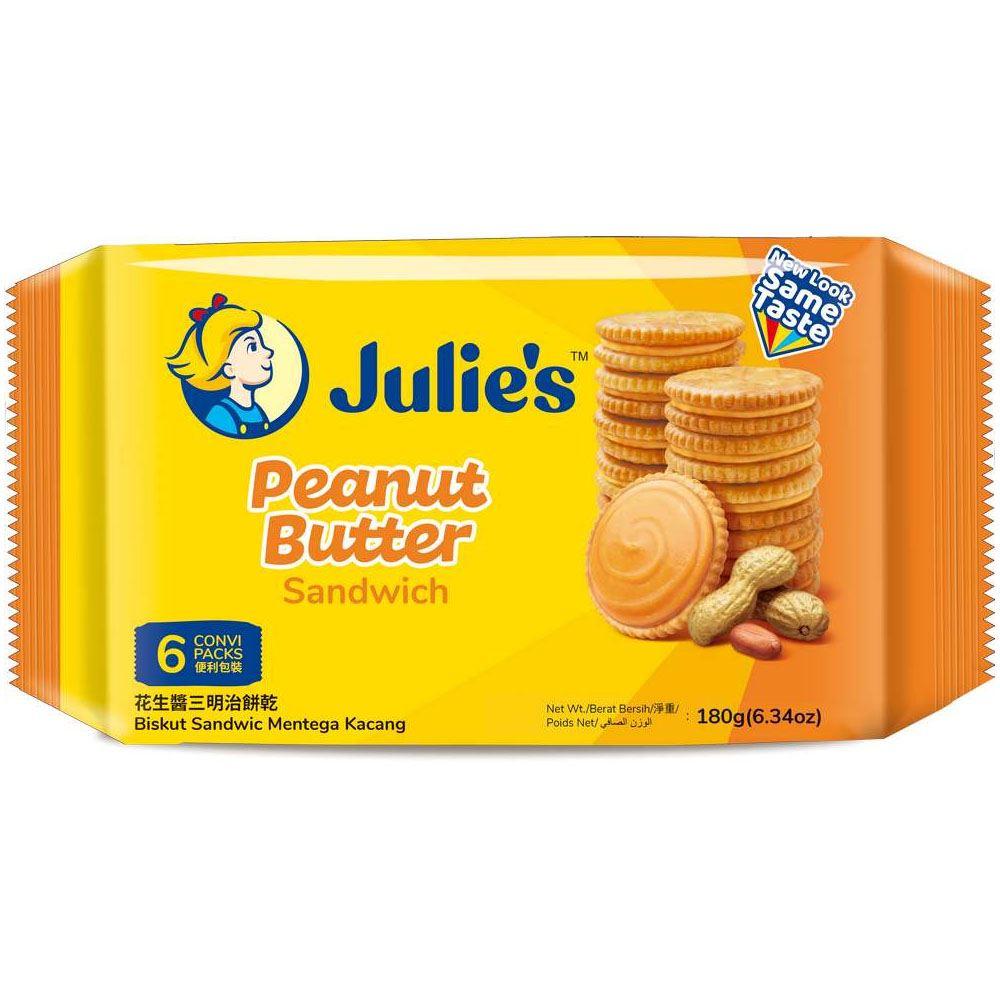 Peanut Butter Sandwich (12's) 180g