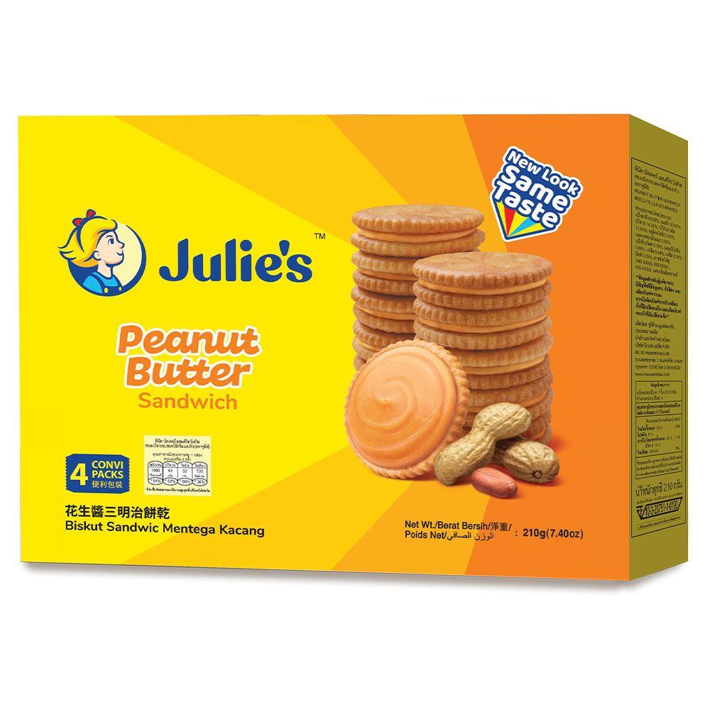 Peanut Butter Sandwich 210g