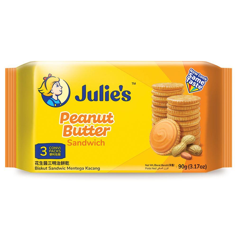 Peanut Butter Sandwich 90g