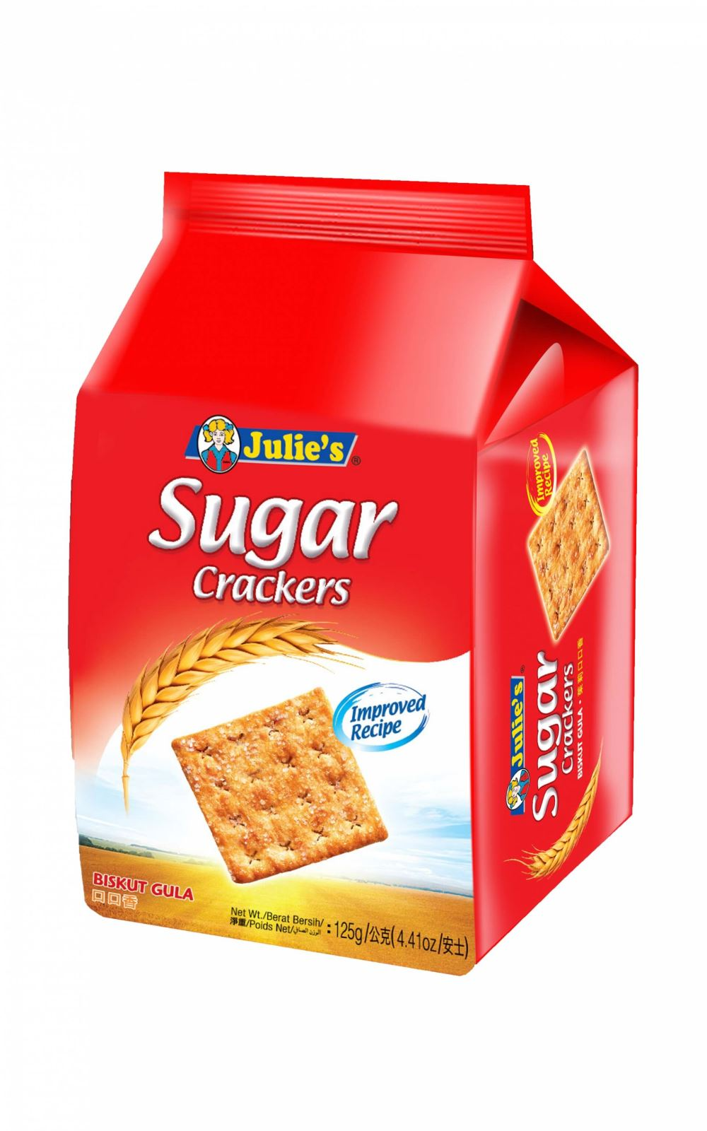 Sugar Crackers 125g