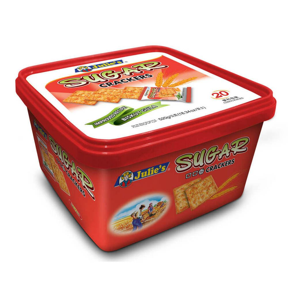 Sugar Crackers 520g