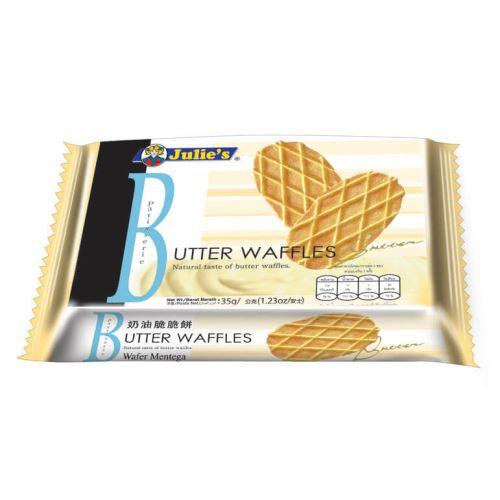 Butter Waffles 35g