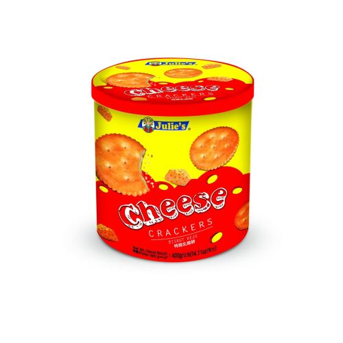 Cheese Crackers 400g