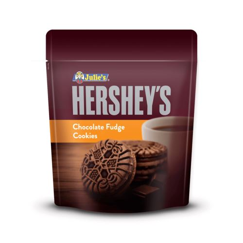 Julie's Hershey's Chocolate Fudge Cookies 126g