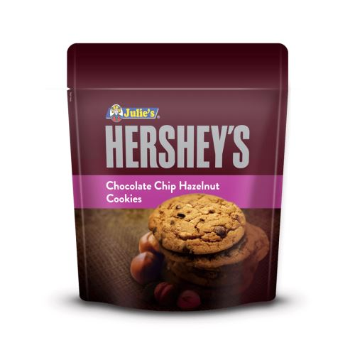 Julie's Hershey's Chocolate Chip Hazelnut Cookies 102g