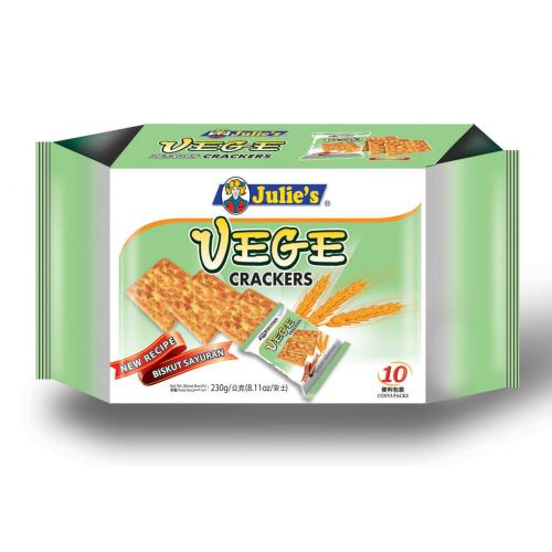 Vege Crackers 230g