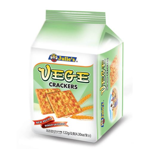 Vege Crackers 122g